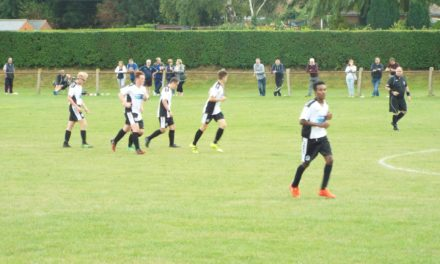 DAFC Under 18's (4) – Faversham Strike Force (0)