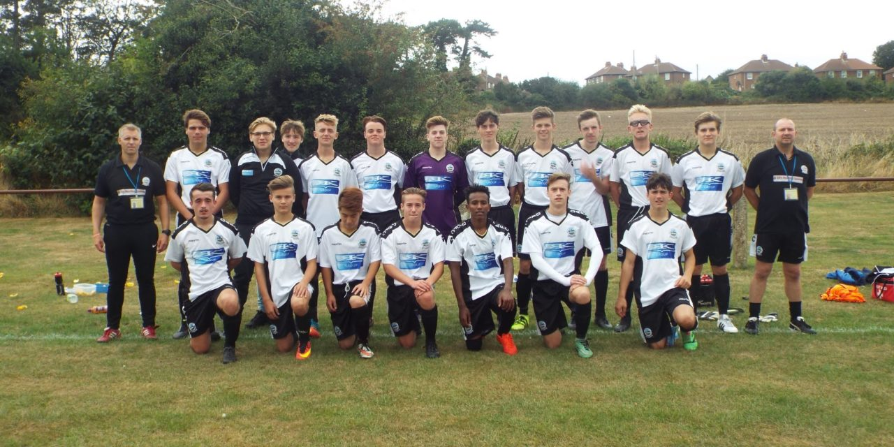 Match Report: DAFC U18's 0-2 Hollands & Blair