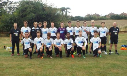 Match Report: Bearsted 3-5 DAFC U18's