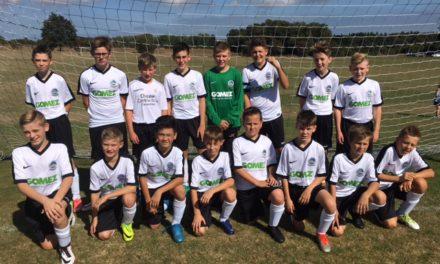 Match Report – DAFC Under 13's 4-1 Canterbury City