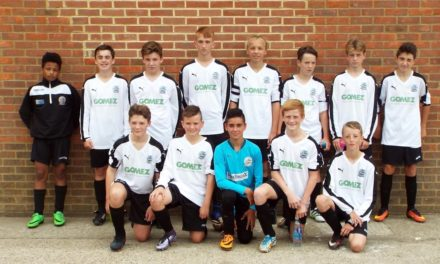 Match Report: Kent Cup – Dover Rangers 0-7 DAFC U14s