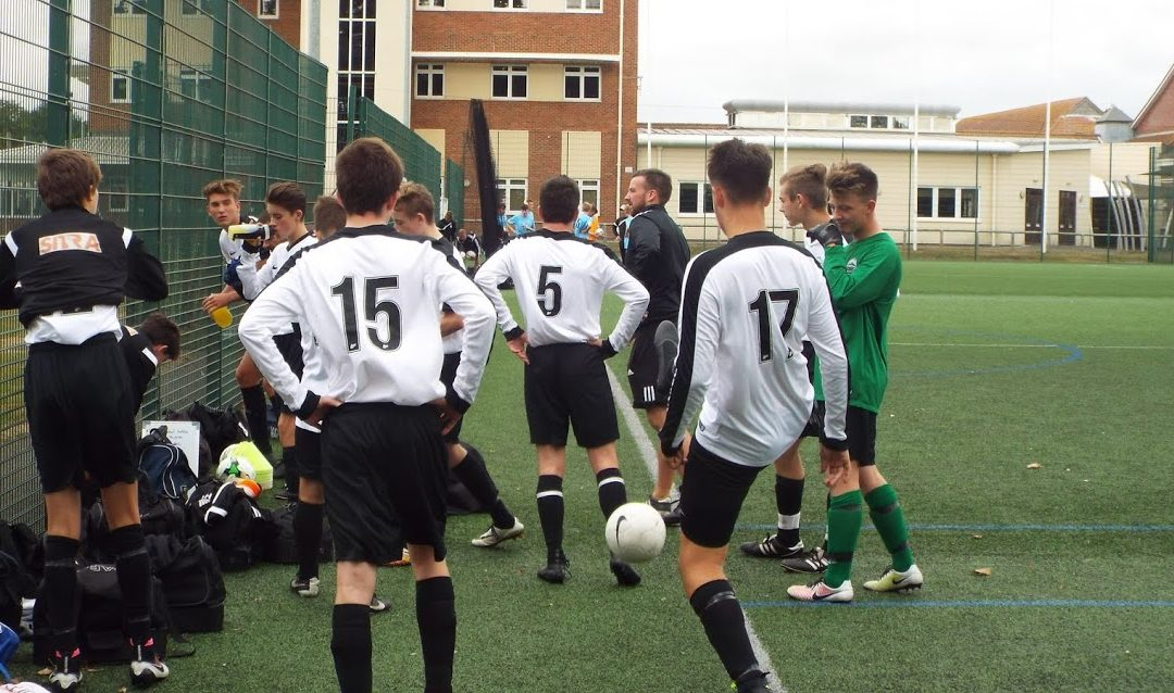 Match Report – DAFC Under 16's 1-4 Park Regis
