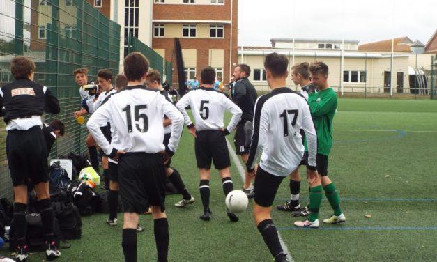 Match Report – DAFC Under 16's 1-4 Park Regis