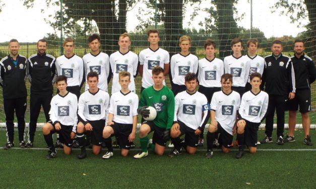 Match Report: DAFC U16 2-2 Herne Bay