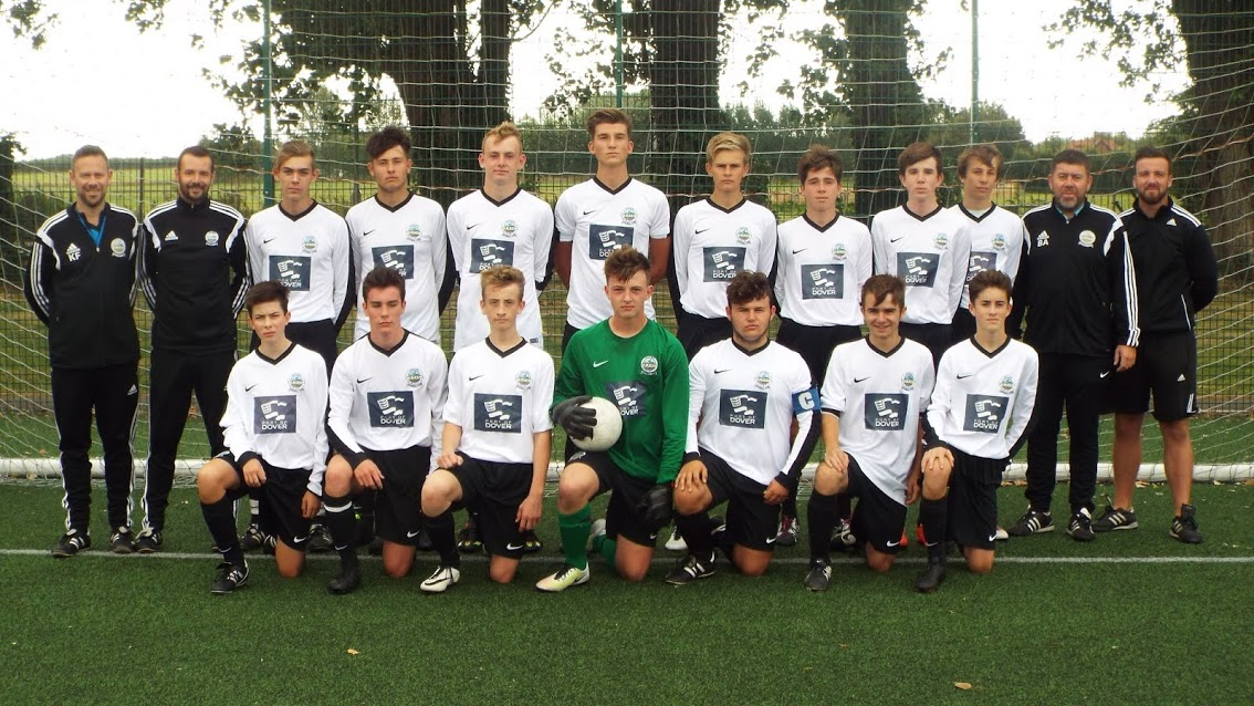 Match Report: DAFC U16 2-2 Herne Bay