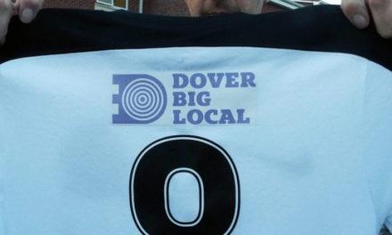 Dover Big Local – DAFC Under 13s Shirt Sponsor