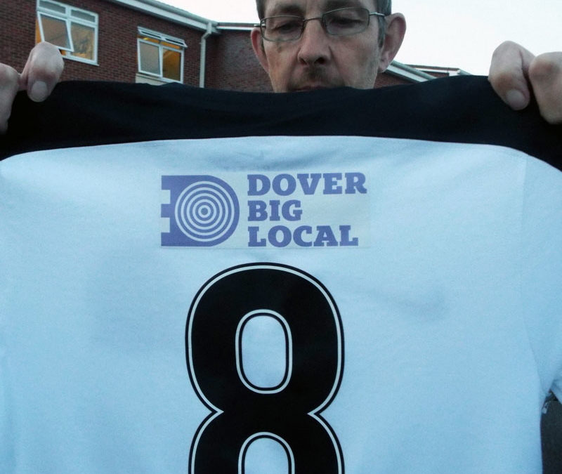 Dover Big Local – DAFC Under 13s Shirt Sponsor