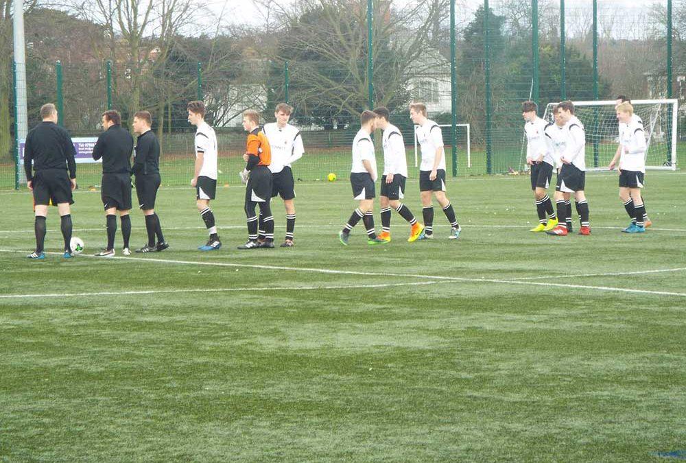 DAFC U18s Pre-Match Gallery