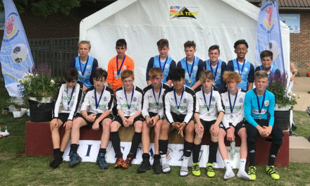 Tonbridge Juniors Football Club Tournament