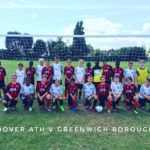 U13s vs Greenwich