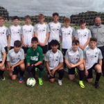 DAFC U15s 2-2 Hastings United