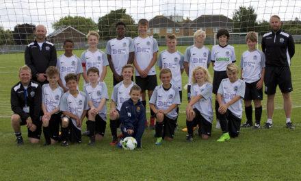 Corinthian 2-3 DAFC U13's