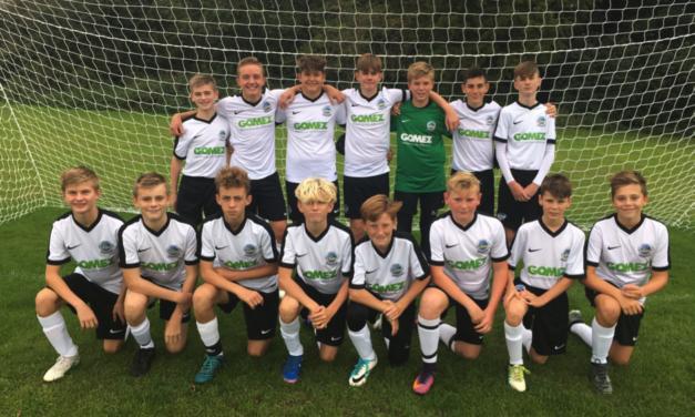 DAFC U14's 1-5 Kent Football United